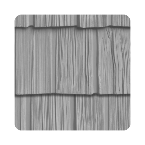 Staggered Edge Home Siding