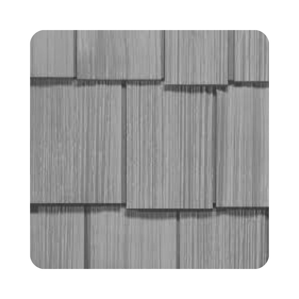 Staggered Rough Home Siding