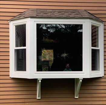 Energy Efficient Bow Window Replace in Macungie PA