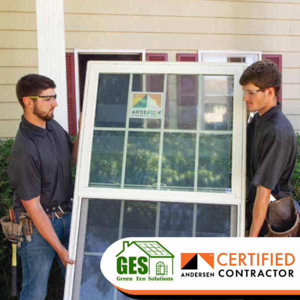 Andersen Windows with Green Eco Solutions, Best Replacement Windows in PA