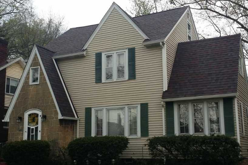 Asphalt Shingle Roofing By Green Eco Solutions