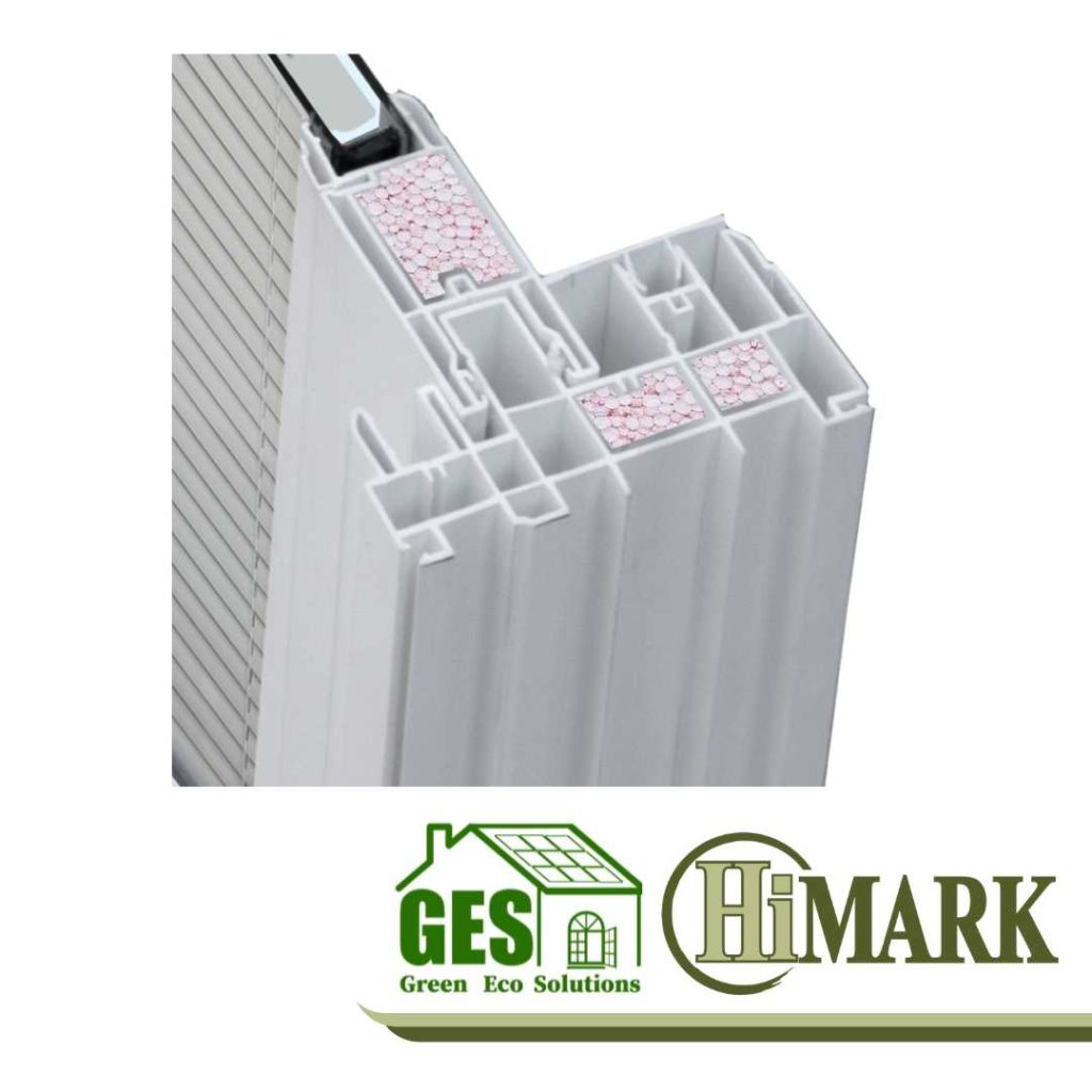 HiMark Foam Filled Insulated Extrusions