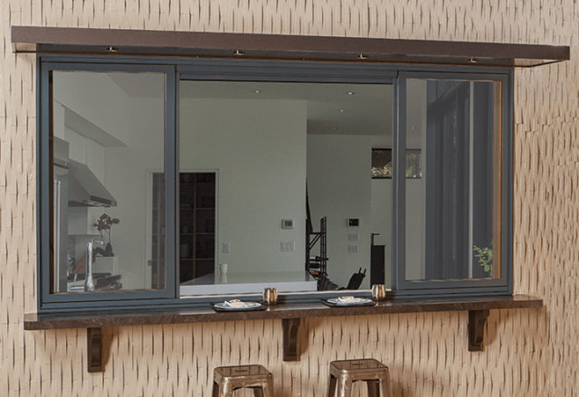 Pass-Through-Windows - From Green Eco Solutions