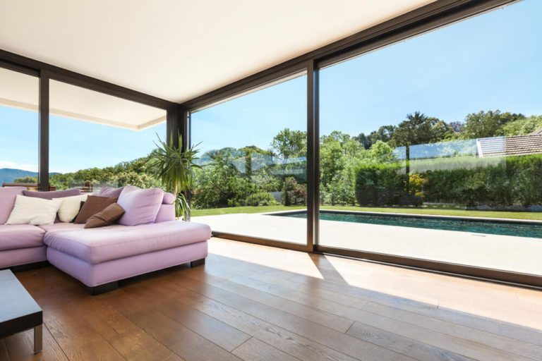 Picture Window Walls - From Green Eco Solutions