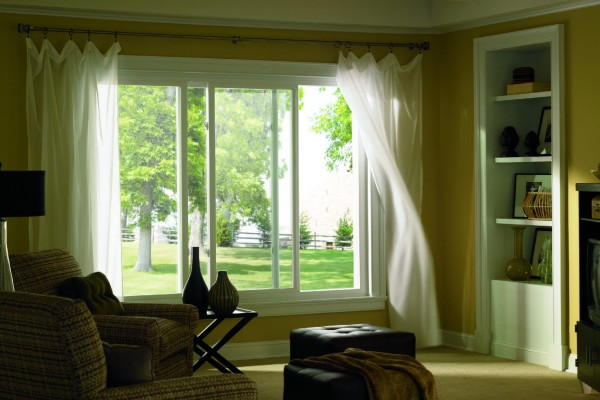 Slider Window Living-Room - By Green Eco Solutions