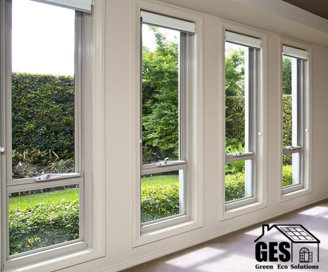 double hung windows by green eco solutions