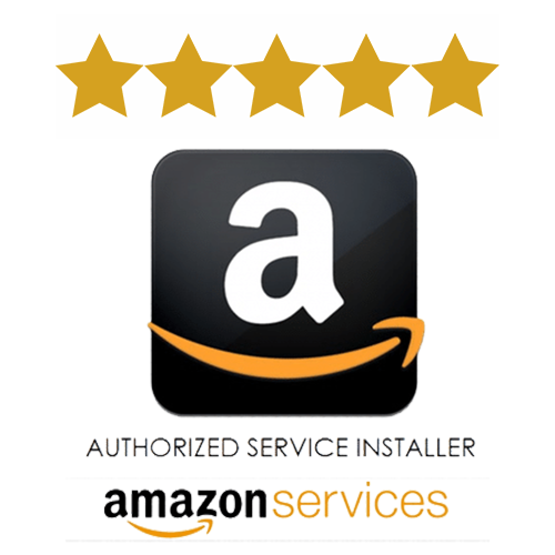 5 Stars - Amazon Services Authorized Installer - Green Eco Solutions