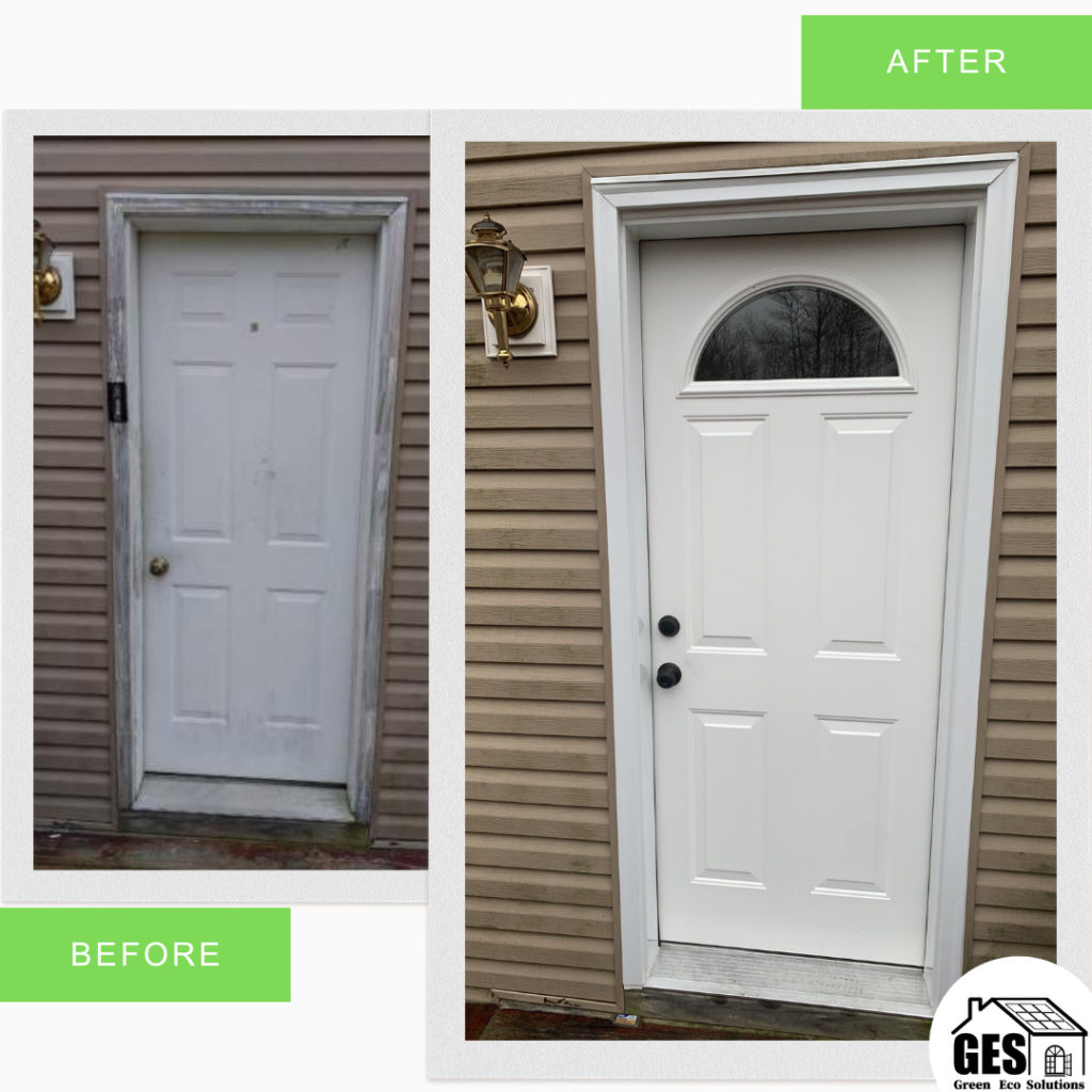 Door Replacement - Long Pond PA - Green Eco Solutions