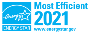 Energy Star Most Efficient 2021 Badge (Green Eco Solutions)