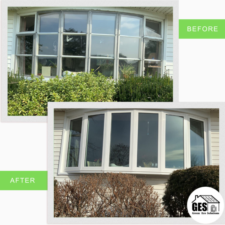 Window Replacement - Coopersburg PA - Green Eco Solutions