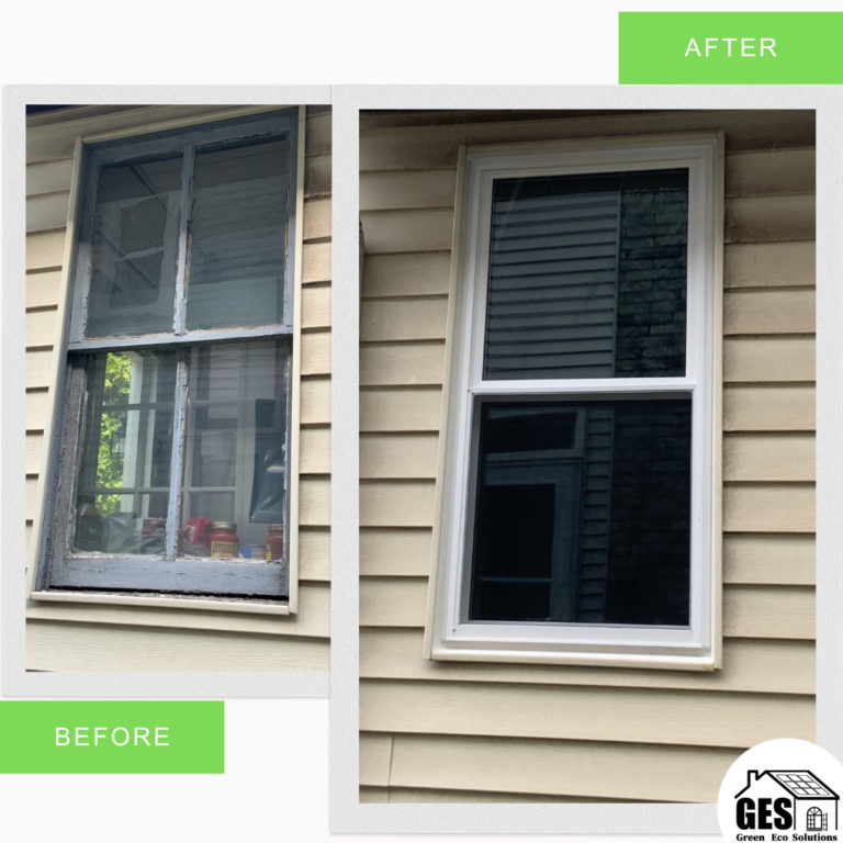 Window Replacement - Telford PA - Green Eco Solutions