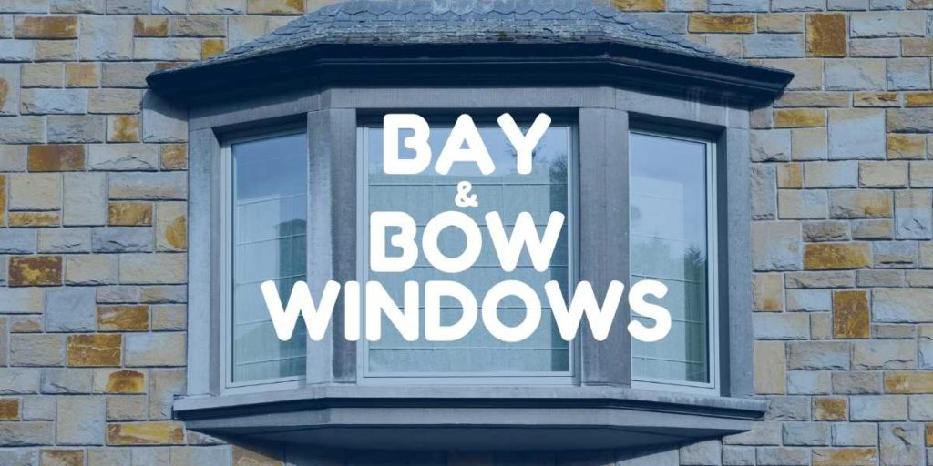 bay and bow window replacement by Green Eco Solutions