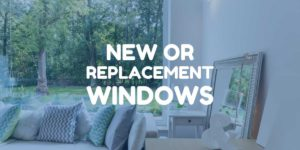 new or replacement window featured image