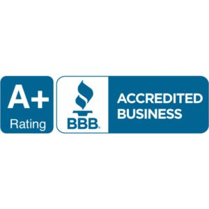 BBB Accreditation A plus rating for Green Eco Solutions