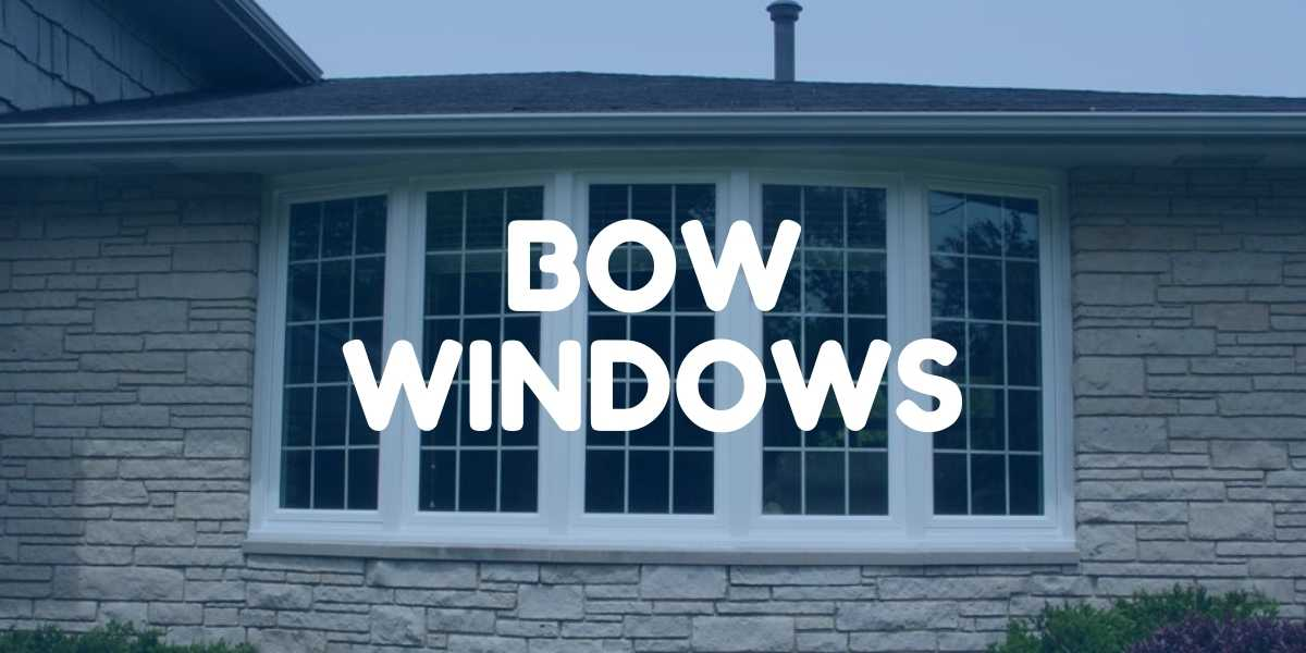 Bow Window Replacement by Green Eco Solutions