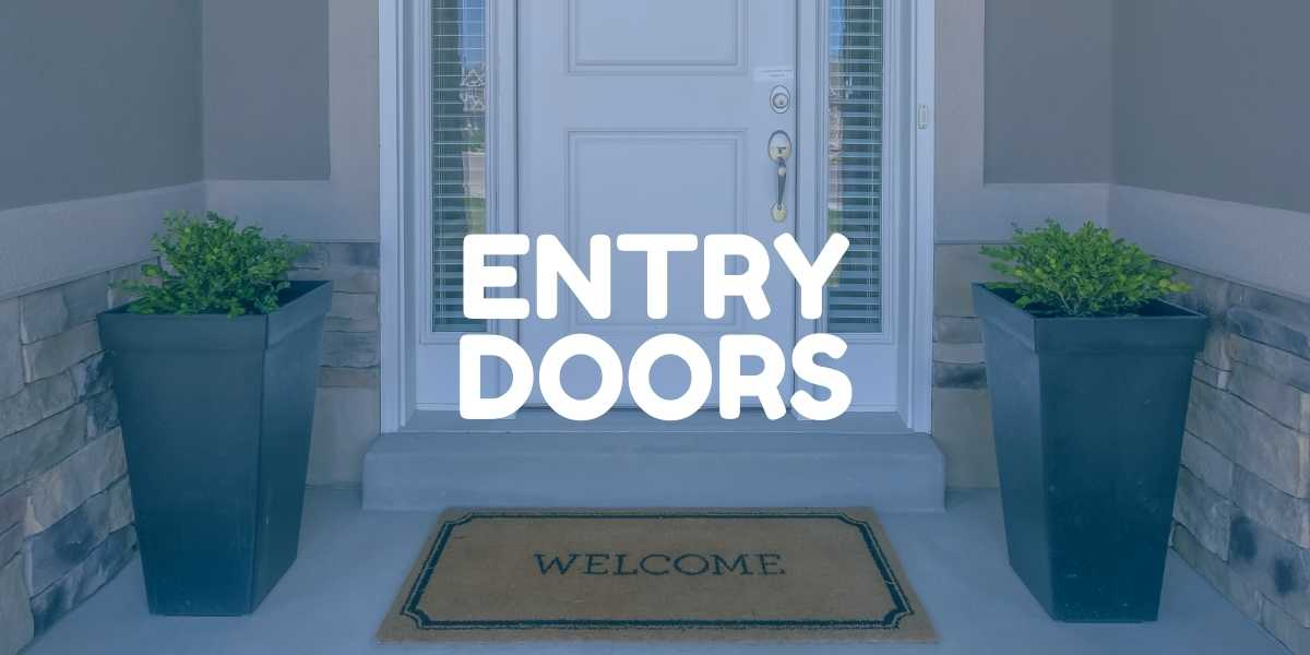 Entry Door Replacement by Green Eco Solutions