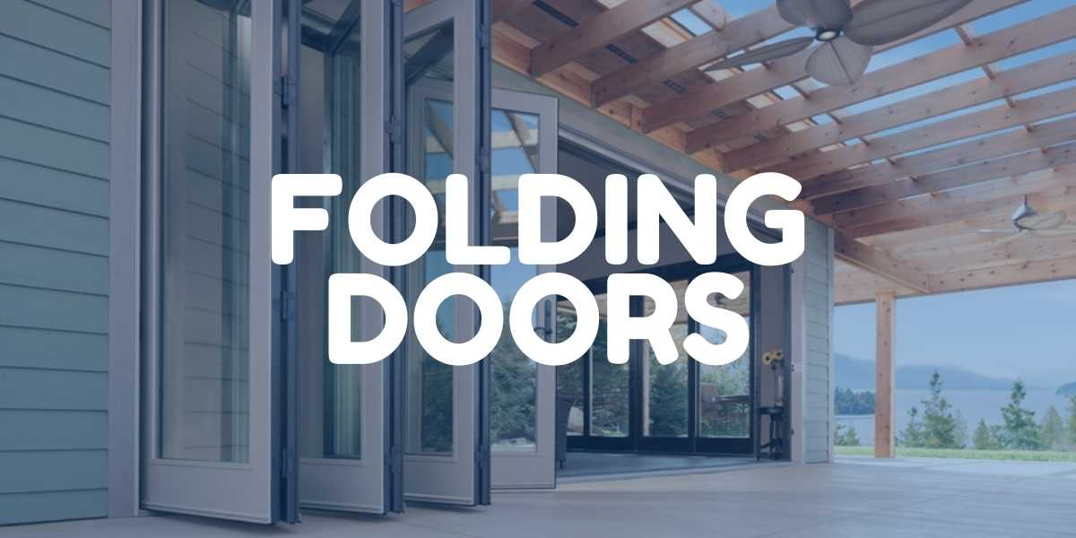 Professional Folding Door Replacement by Green Eco Solutions