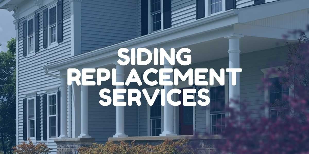 Siding Replacement Services by Green Eco Solutions