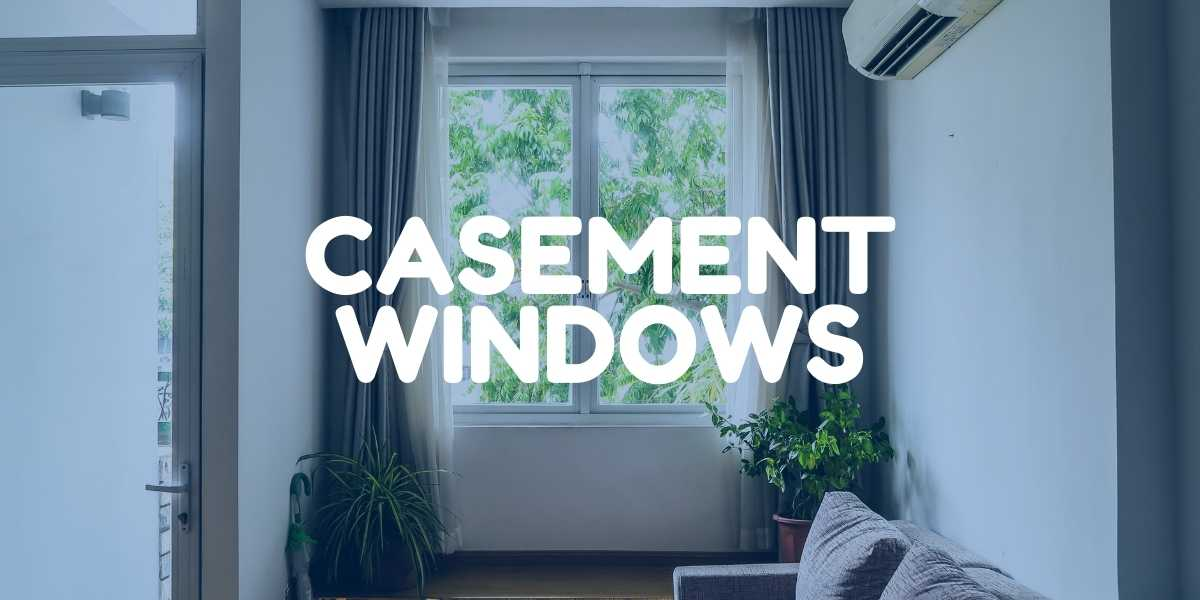 casement windows replacement by Green Eco Solutions