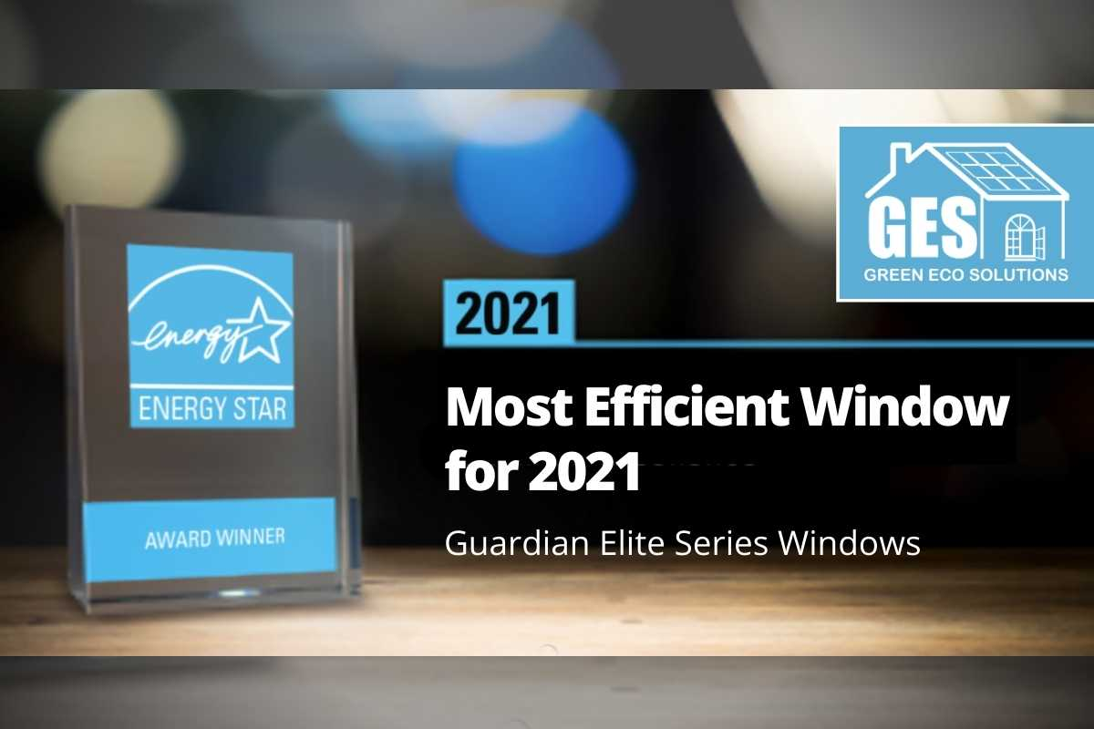energy star's most efficient awning window for 2021