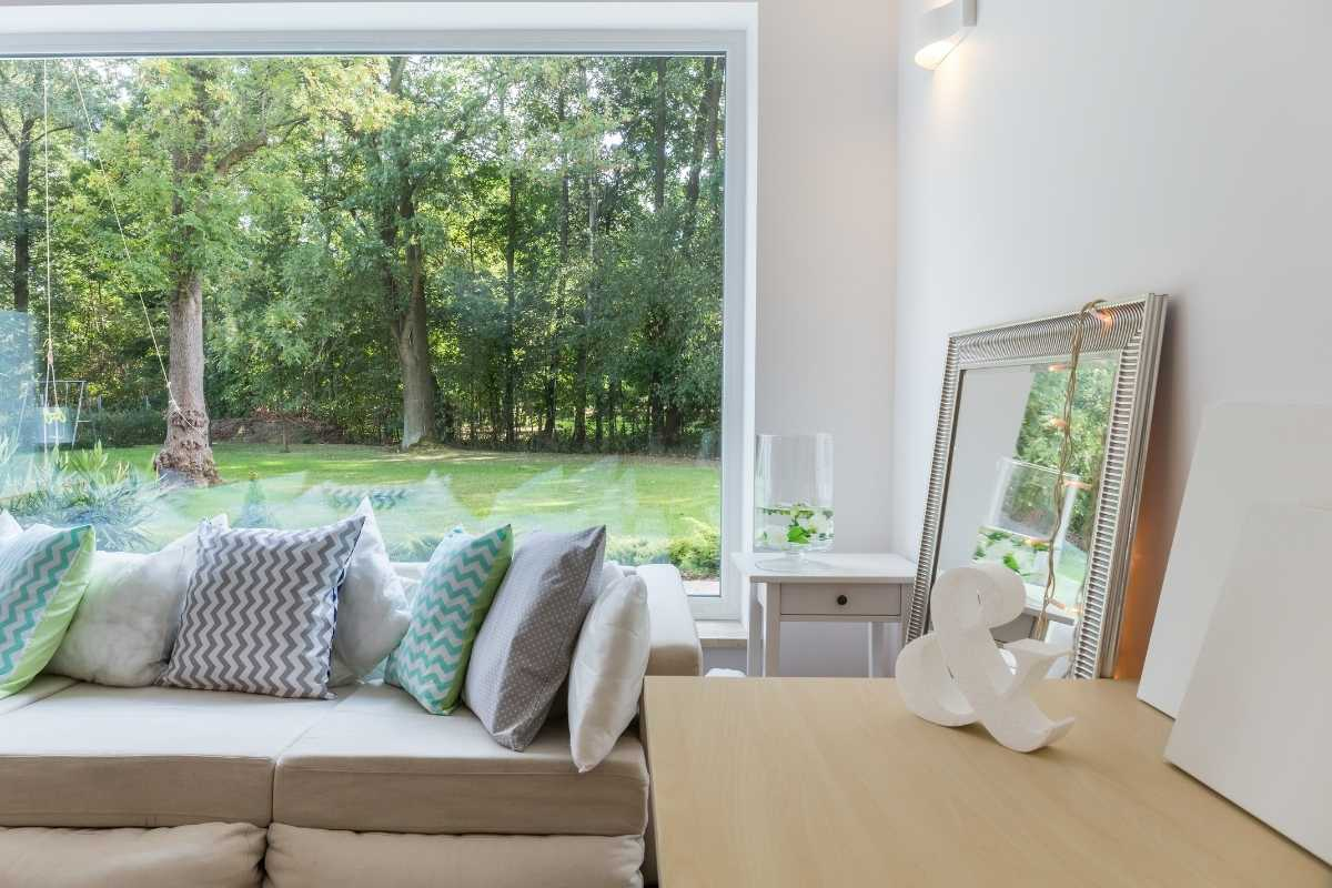 picture window replacement Green Eco Solutions
