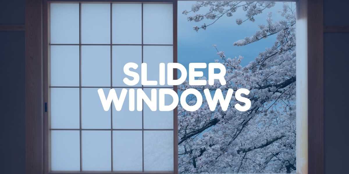 slider window replacement by Green Eco Solutions
